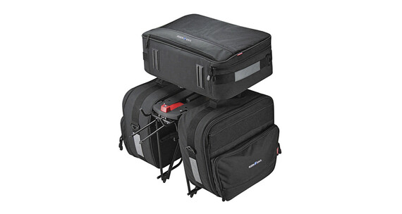 KlickFix Travel Set GTA inklusive Adapter sort